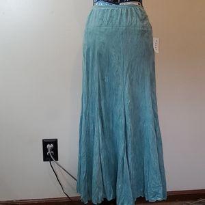 NWT Rafael maxi skirt